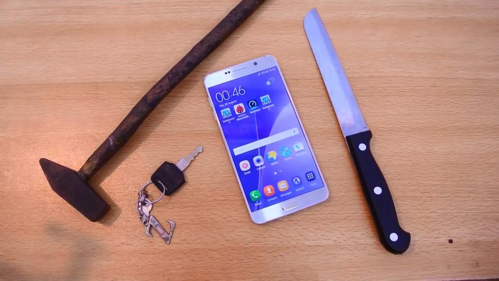 Galaxy Note 5 - Knife2